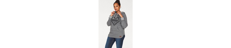 Ocean Sportswear Sweatshirt, mit seitlichen Einsätzen