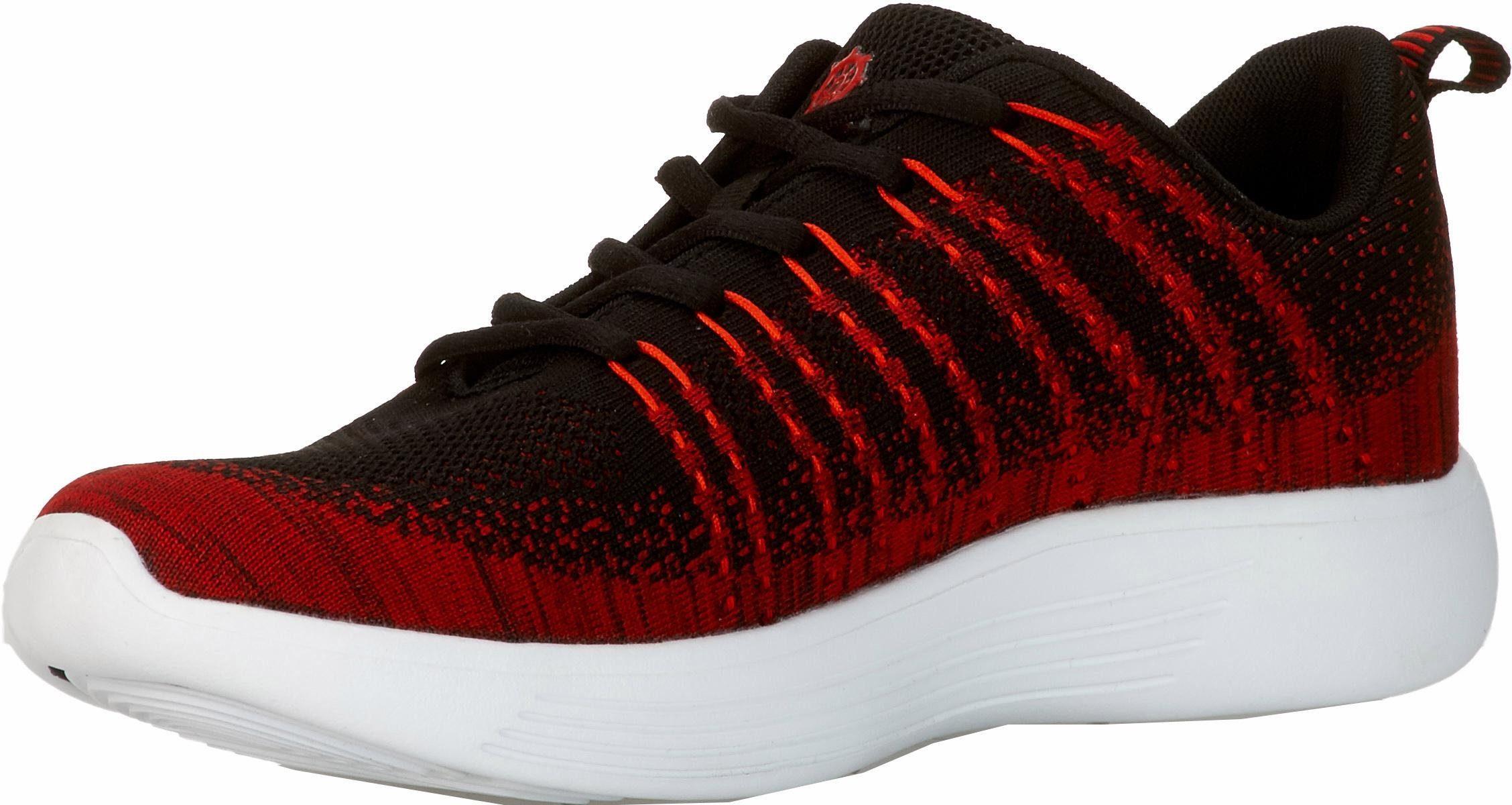 Ballop Mix Sneaker online kaufen  rot-schwarz