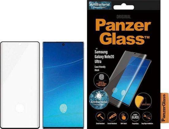 PanzerGlass »Samsung Galaxy Note20 Ultra FP CF Antibakteriell« für Samsung Galaxy Note20 Ultra, Displayschutzglas