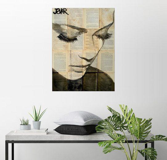 Posterlounge Wandbild - Loui Jover »Vogelfrei«