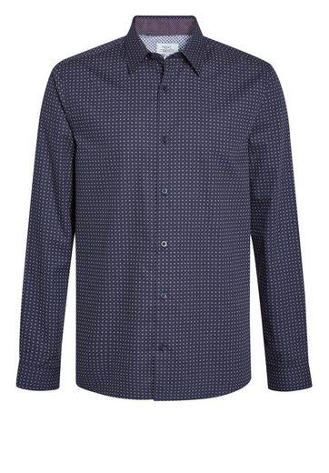 Next Bedrucktes Langarmhemd