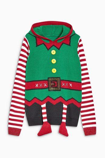 Prochain Sweatshirt Avec Elfe De Noël