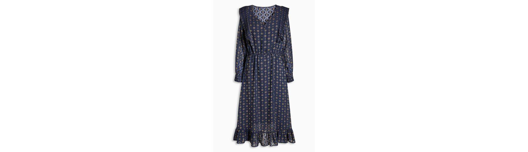 Next Kleid mit Jacquardmuster Original Zum Verkauf Große Überraschung Online Rabatt Genießen Bester Günstiger Preis Billige Veröffentlichungstermine dFjlgrpE