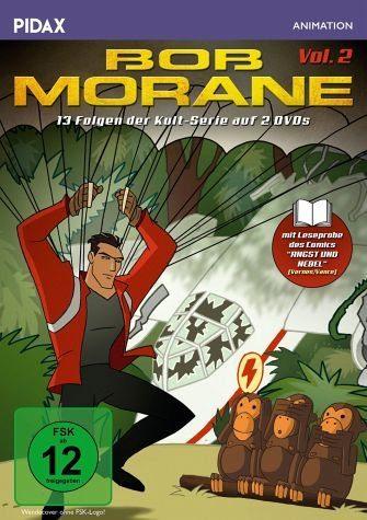 DVD »Bob Morane, Vol. 2 (2 Discs)«