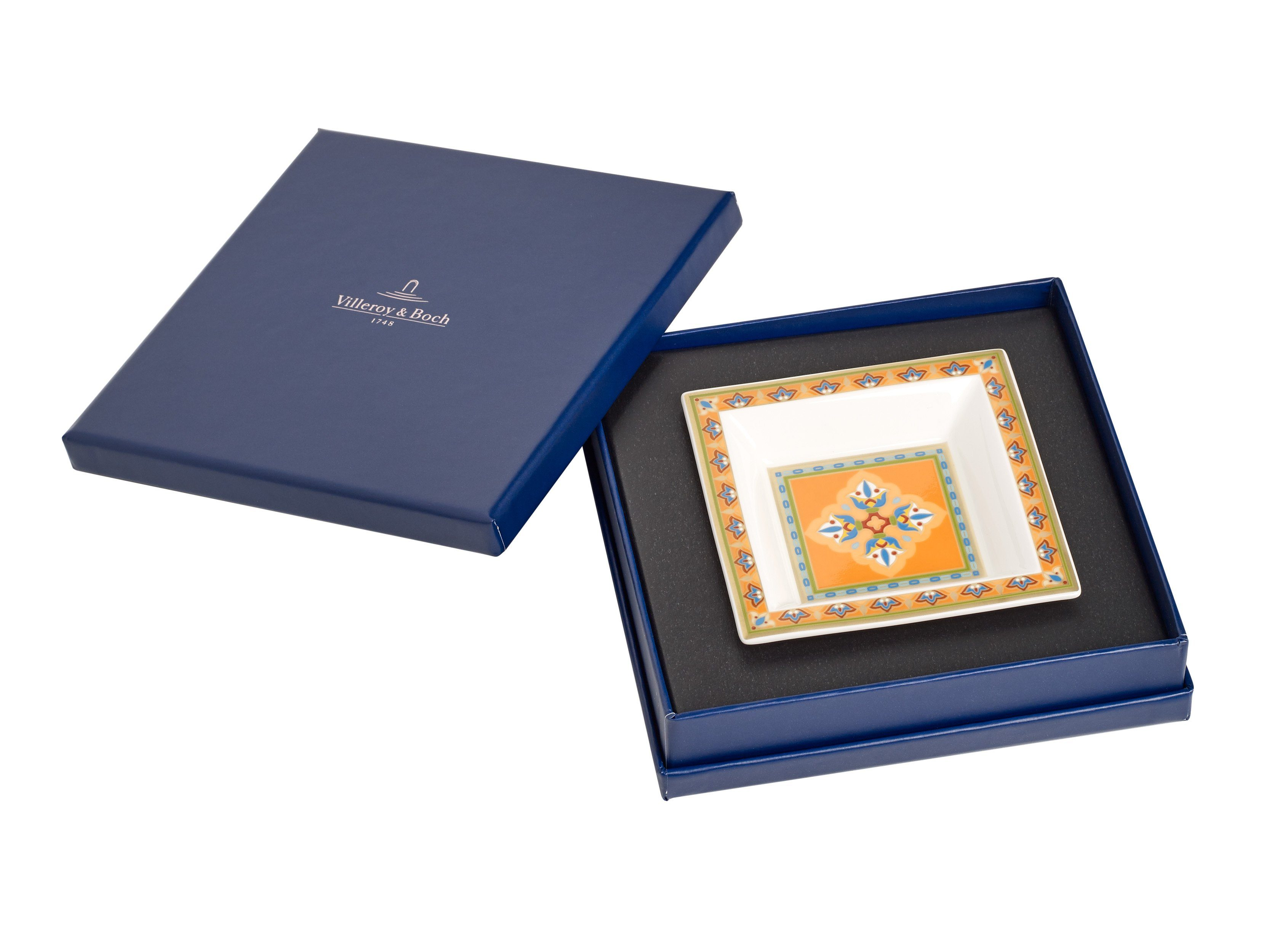 Villeroy & Boch Schälchen quadratisch »Samarkand Mandarin«