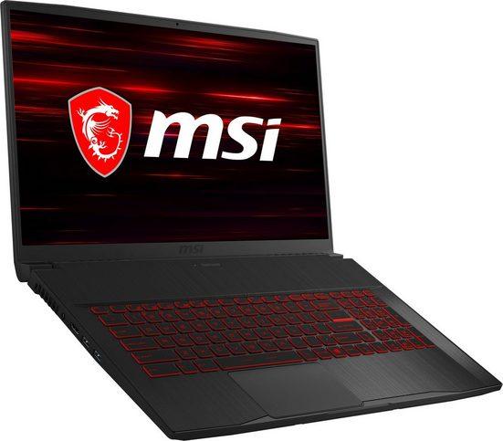 MSI GF75 10SCXR-099 - 0017F4-099 Gaming-Notebook (43,9 cm/17,3 Zoll, Intel Core i7, GeForce, 1000 GB HDD, 256 GB SSD)