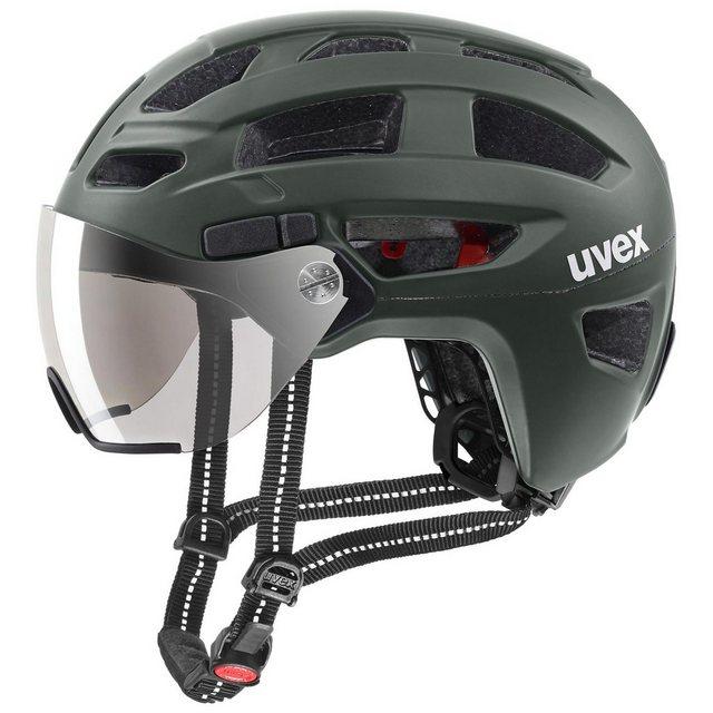 Uvex Fahrradhelm »finale visor«