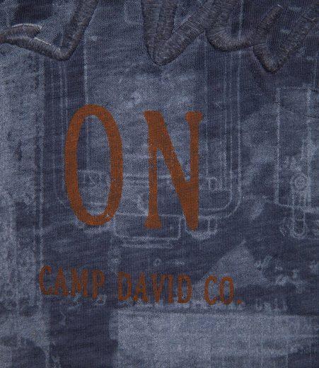 CAMP DAVID Longsleeve