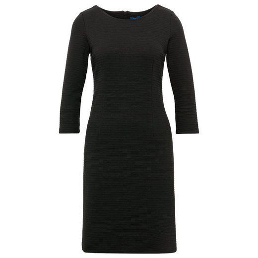 Tom Tailor A-Linien-Kleid mit Streifen-Struktur