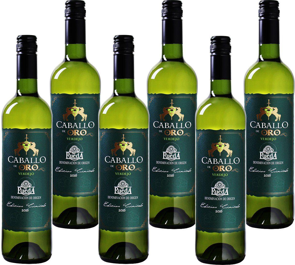Weisswein aus Spanien, 13,0 Vol.-%, 4,5 l »2017 sonstige«