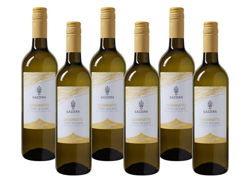 Weisswein aus Italien, 12,5 Vol.-%, 4,5 l »2016 Cantine Colomba Bianca«