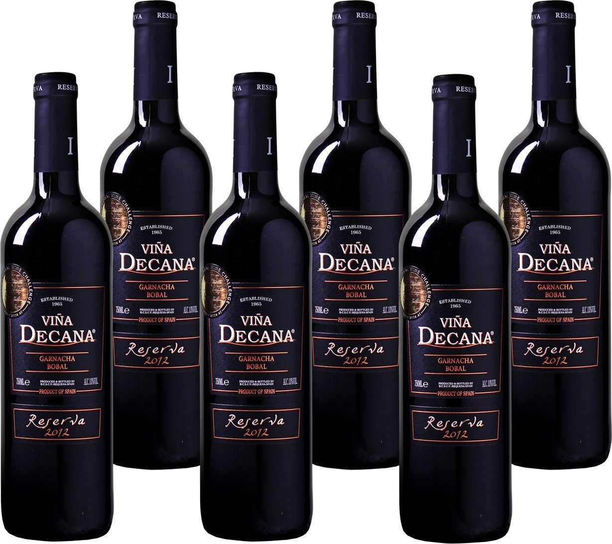 Rotwein aus Spanien, 12,5 Vol.-%, 4,5 l »2015 Bodegas Viñedos Contralto«