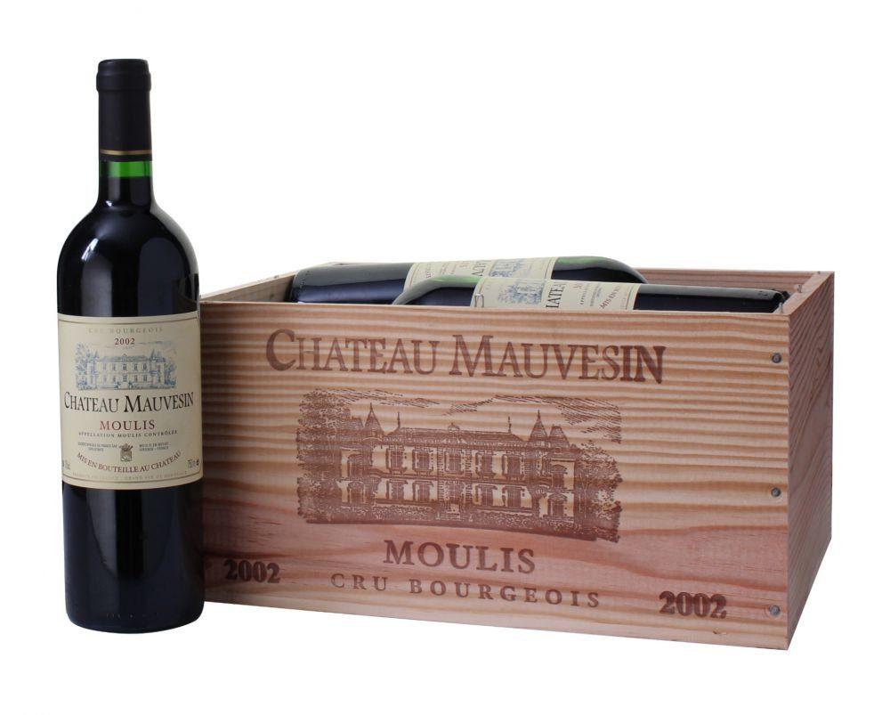 Rotwein aus Frankreich, 13,0 Vol.-%, 4,5 l »2002 Château Mauvesin«