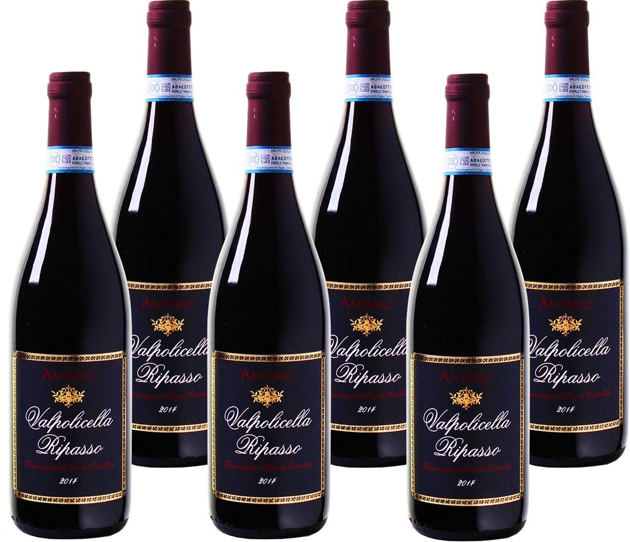 Rotwein aus Italien, 13,5 Vol.-%, 4,5 l »2014 Casa Girelli«