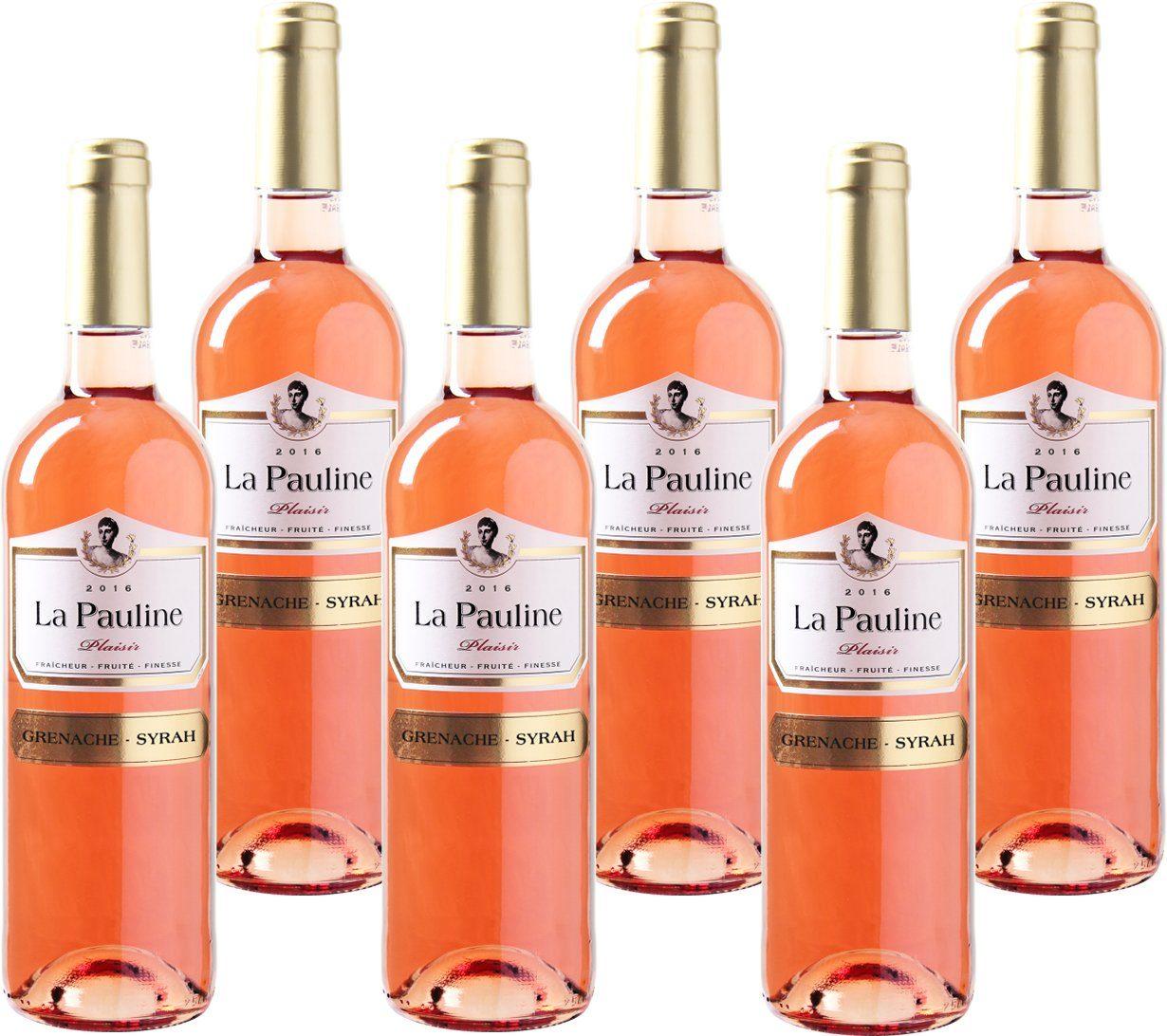 Roséwein aus Frankreich, 12,5 Vol.-%, 4,5 l »2016 La Pauline«