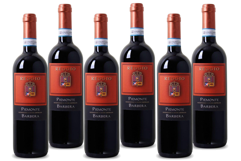 Rotwein aus Italien, 12,0 Vol.-%, 4,5 l »2016 Angelo Rocca«