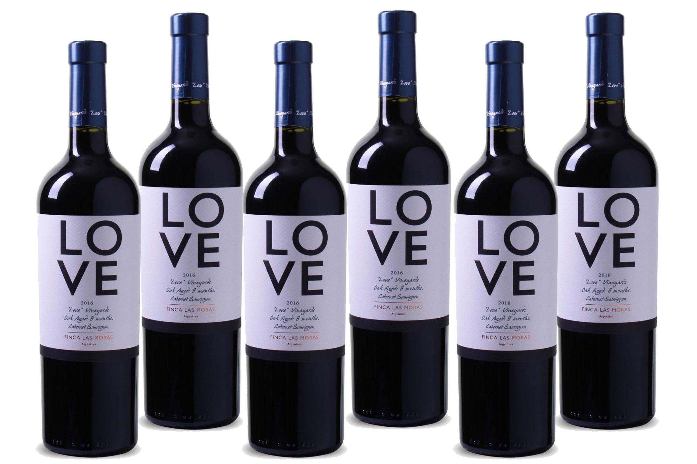 Rotwein aus Argentinien, 13,5 Vol.-%, 4,5 l »2016 Finca Las Moras«