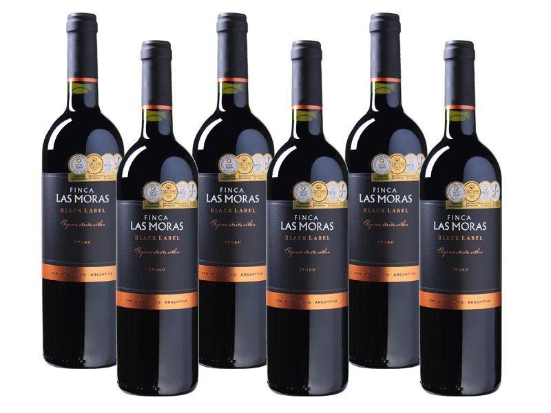 Rotwein aus Argentinien, 14,0 Vol.-%, 4,5 l »2014 Finca Las Moras«