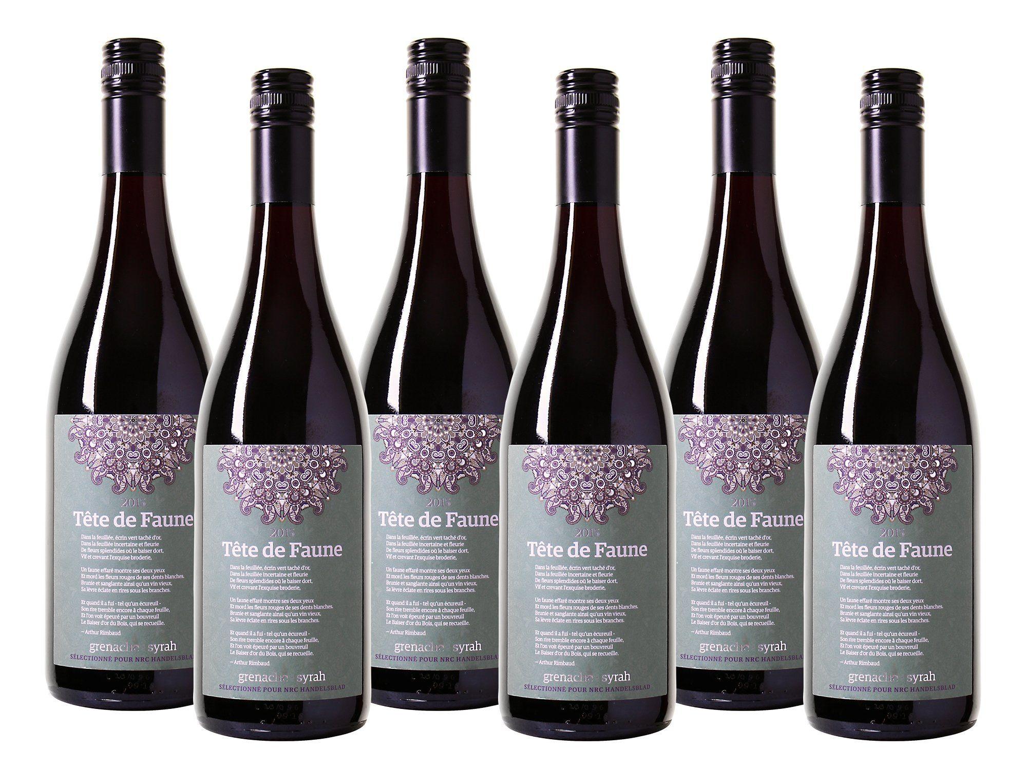 Rotwein aus Frankreich, 13,5 Vol.-%, 4,5 l »2015 Vignobles Canet«