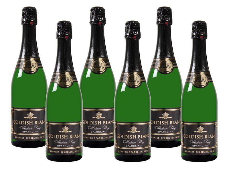 Schaumwein aus Deutschland, 8,5 Vol.-%, 4,5 l »NV Sektkellerei Schloss Zell«