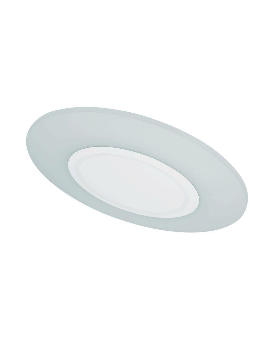 Osram Flache LED-Wand- und Deckenleuchte mit 20 W / Warmweiß »LED Flat W38«