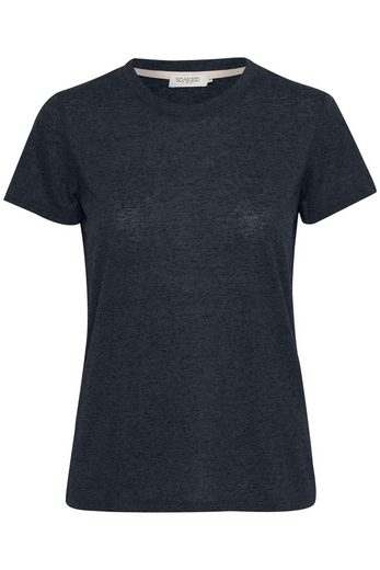 SOAKED IN LUXURY Shirtbluse Janet Tee MA