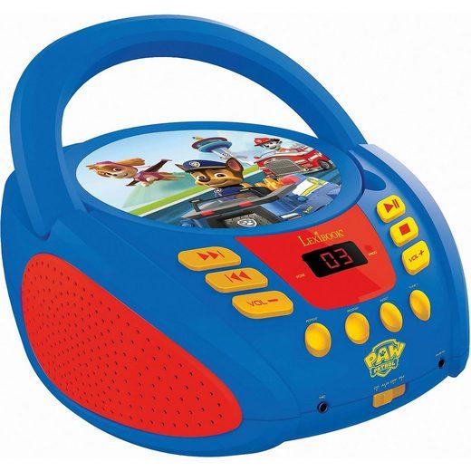 Lexibook® Paw Patrol CD-Player mit Radio