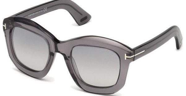 Tom Ford Damen Sonnenbrille » FT0582«, grau, 20C - grau/grau