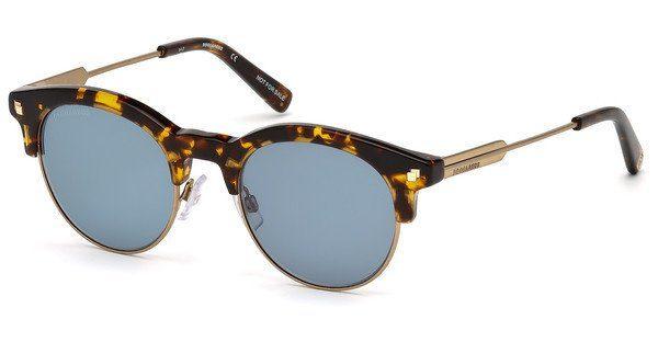 Dsquared2 Sonnenbrille » DQ0273«, blau, 90B - blau/grau
