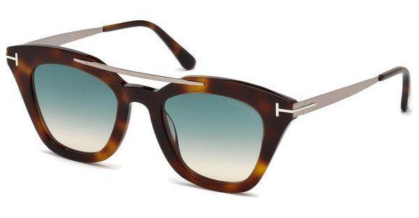 Tom Ford Damen Sonnenbrille » FT0575«, schwarz, 001 - schwarz