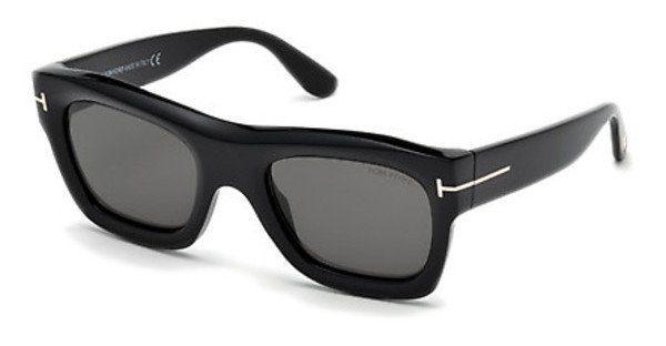 Tom Ford Herren Sonnenbrille » FT0558«, braun, 52E - braun/braun