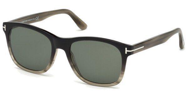 Tom Ford Herren Sonnenbrille » FT0592«, braun, 50E - braun/braun