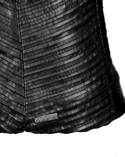 MAZE Lederblazer aus Premium-Stretch Leder Free