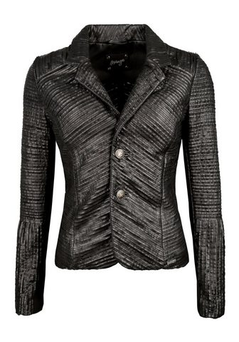 MAZE Пиджак кожаный из Premium-Stretch кожа...