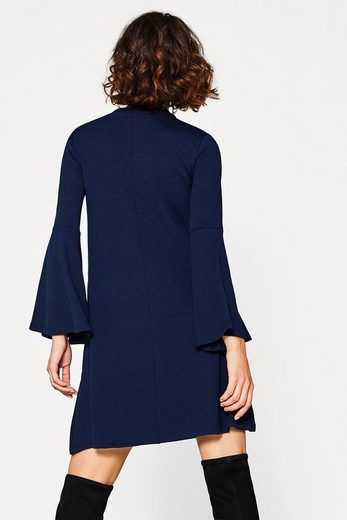EDC BY ESPRIT Jersey-Stretch-Kleid in A-Linie