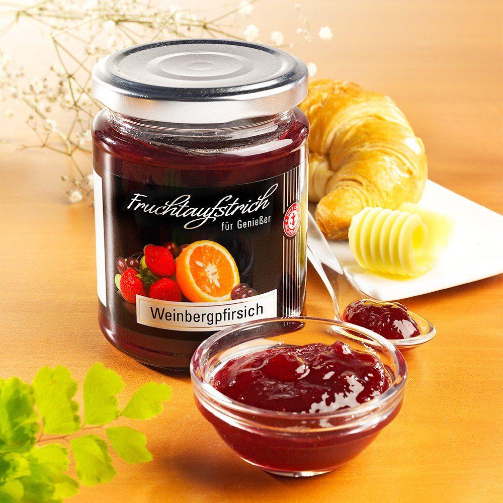 Schrader Fruchtaufstrich Weinbergpfirsich