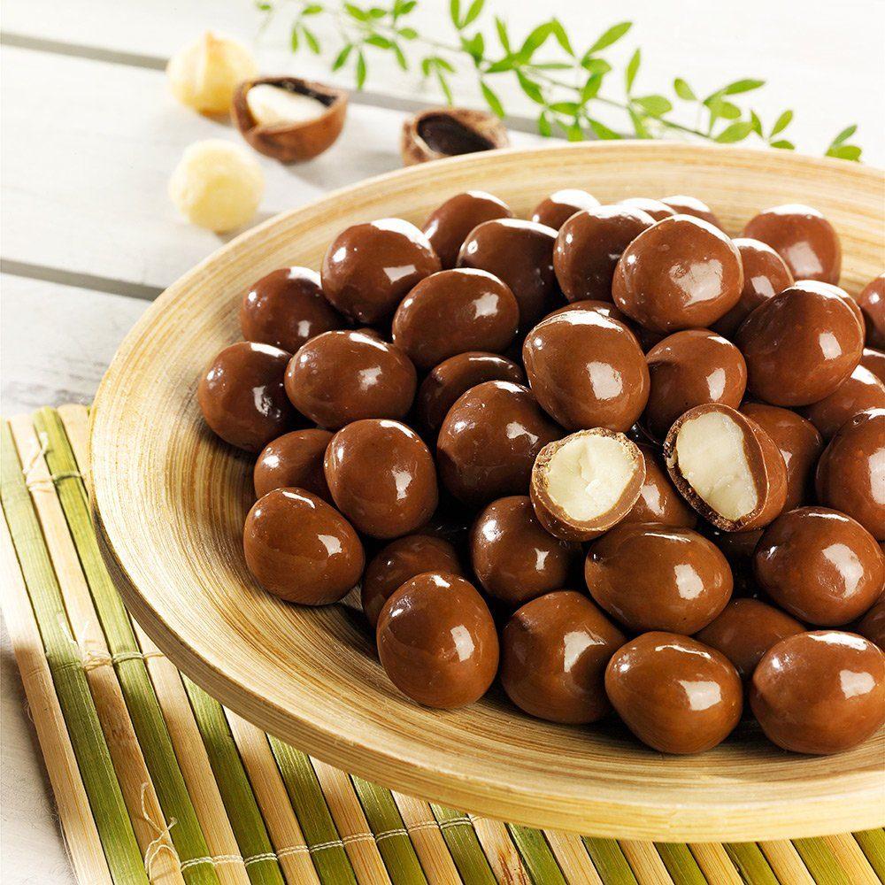 Schrader Schokoladen-Macadamianüsse