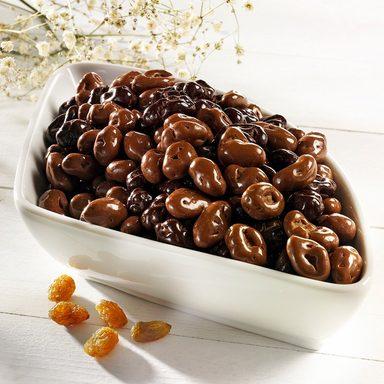 Corifeo Schokoladen-Rosinen