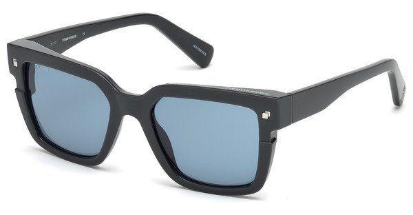 Dsquared2 Herren Sonnenbrille » DQ0268«, grau, 20V - grau/blau