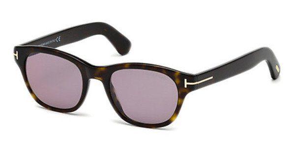 Tom Ford Herren Sonnenbrille » FT0530«, braun, 52Y - braun/lila