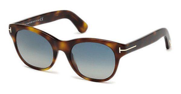 Tom Ford Damen Sonnenbrille » FT0532«, schwarz, 01W - schwarz/blau