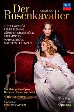 DVD »Strauss, R.: Der Rosenkavalier«