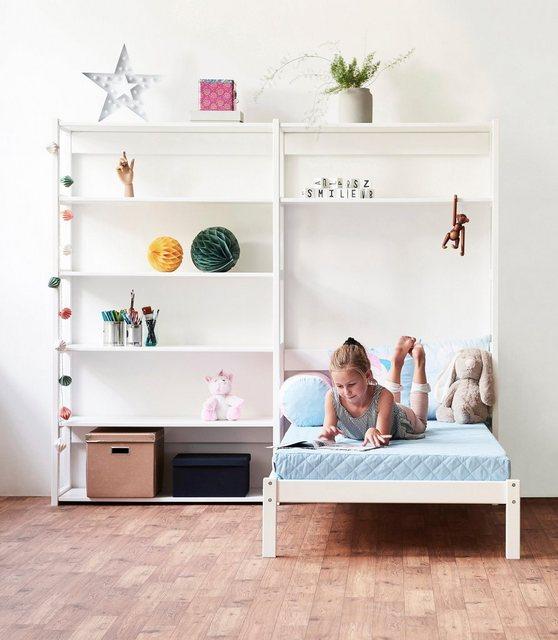 Komplettzimmer - Hoppekids Jugendzimmer Set »Skagen«, (Set, 16 tlg), inkl. Bett  - Onlineshop OTTO