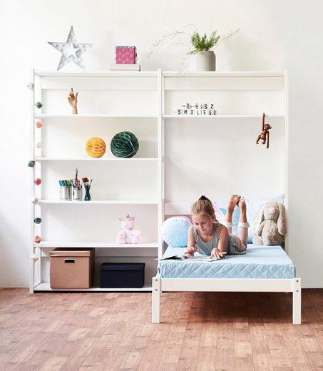 Hoppekids Jugendzimmer-Set »Skagen«, (Set, 16-St), inkl. Bett