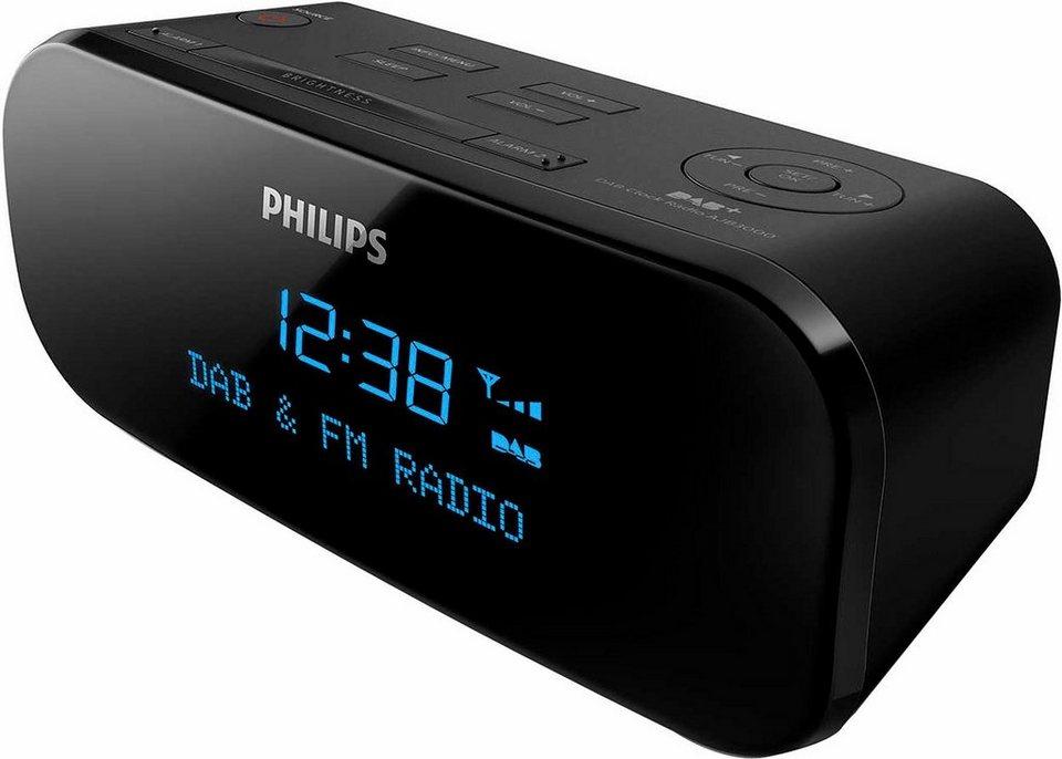 philips ajb3000 radiowecker digitalradio dab otto. Black Bedroom Furniture Sets. Home Design Ideas