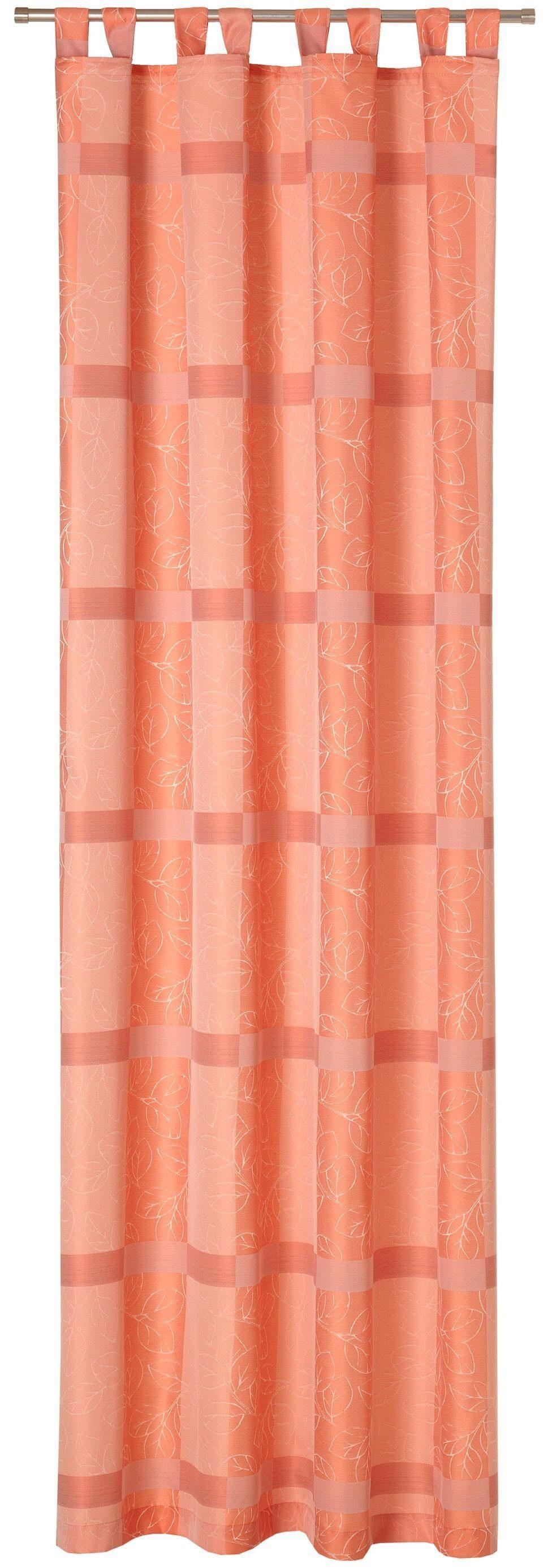 Vorhang, Deko Trends, »Kallisto«, mit Schlaufen (1 Stück)