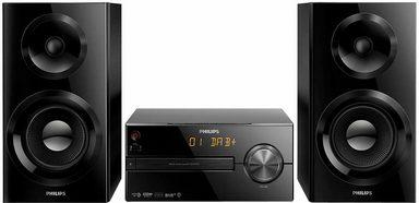 philips btb2570 12 stereoanlage bluetooth digitalradio. Black Bedroom Furniture Sets. Home Design Ideas