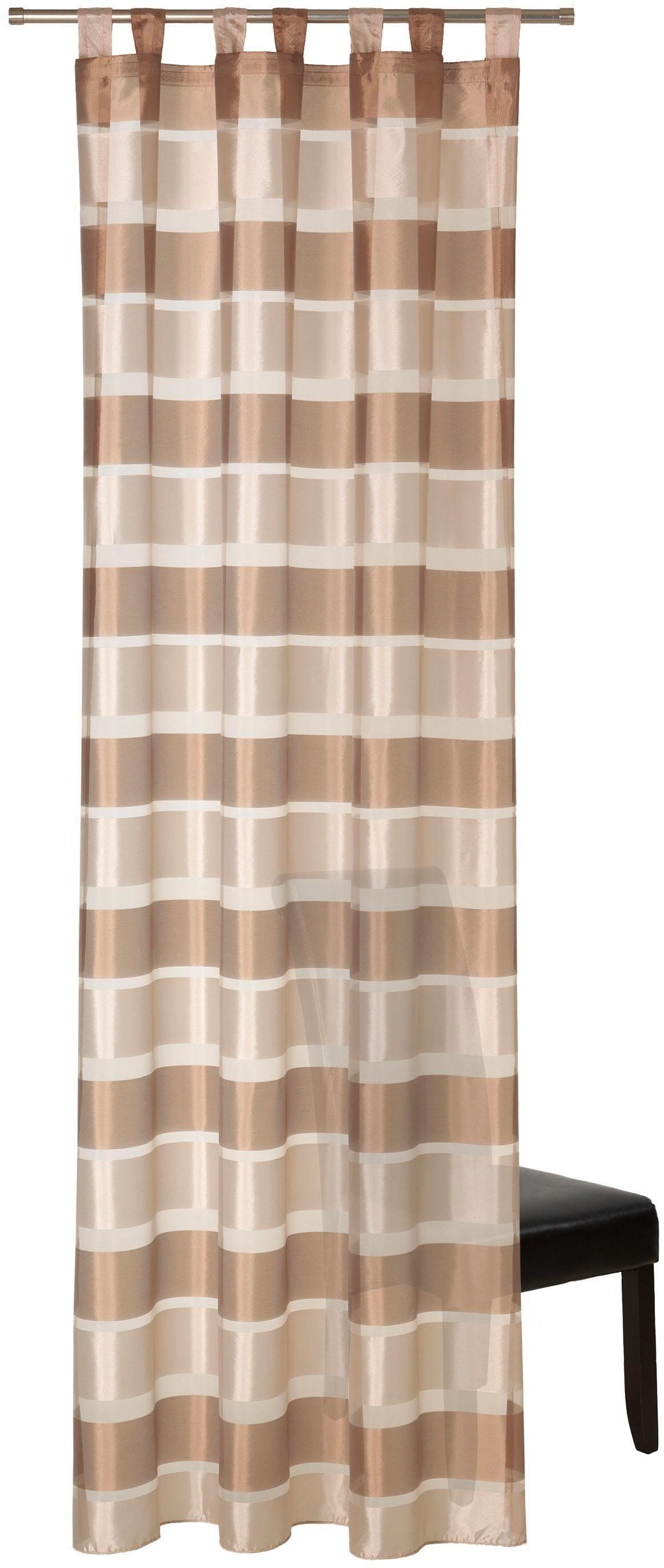 Vorhang »deko trends«, DEKO TRENDS, Schlaufen (1 Stück)