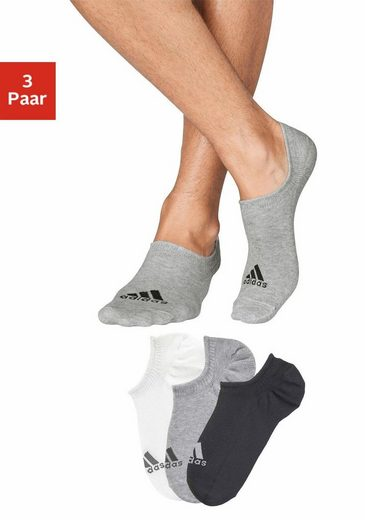 adidas Performance offene Füßlinge (3 Paar)
