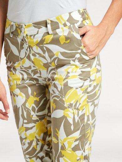 ASHLEY BROOKE by Heine Bodyform-Druckhose mit Shape-Effekt